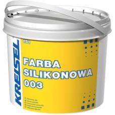 Краски Kreisel 003 SILIKONFARBE ULTRA (белая) 8л