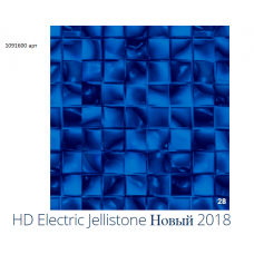 Пленка для бассейна ПВХ CGT PF4000 1,5мм HD BLUE ELECTRIC JELLISTONE  1,65х25м  (Канада)