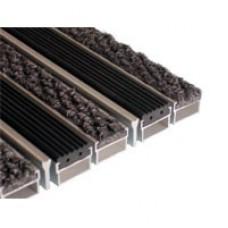 Половик Cleaner 22 - резина+ворс+скребок (размер под заказ) AQUASTOK