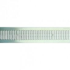 Решетка штампованная оцинкованная РШО Norma DN200 A15 AQUASTOK