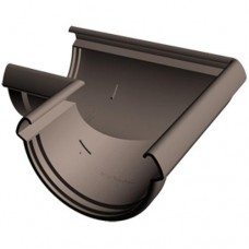 Угловой элемент 90 гр LUX (шоколад) Docke