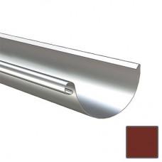 Желоб полукруглый (R 3.0 м) 125 Lindab